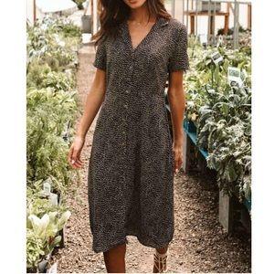 Böhme Button-Down Dress